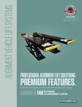 14k Scissor Lift Brochure