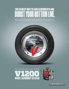 V1200 Mobile Wheel Aligner Brochure