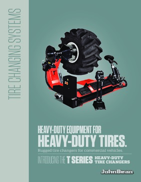 Heavy-Duty Truck Tire Changer Brochure