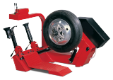 T8010TR Heavy-Duty Truck Tire Changer