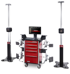 V3400 Wheel Alignment System