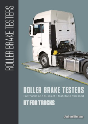 Testing Equipment - BT for trucks