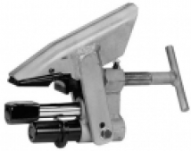 Clamp for light alloy rims