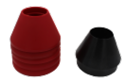Cone kit 42-85 mm