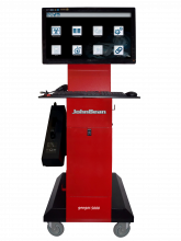 The John Bean geogas 5000 allows you to get emissions readings outside of normal MOT testing usage.