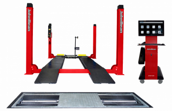 John Bean's modernised, wirelessly-operated ATL is an industry-leading, DVSA-approved automated test lane system for one-person operated MOT testing for class IV and VII with the optional class I, II, III and class VL ability.