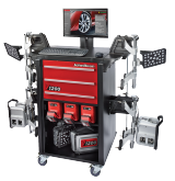 With no moving parts, new alignment software that's easy to learn and use, and a robust, compact design, the V1200 Elite wheel aligner requires minimal space and none at all in the front of the lift.