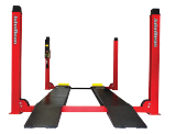 The next-generation John Bean dual revenue 4 post car lift has three configuration options (MOT/Alignment; ATL/Alignment; Alignment only) and two weight capacity choices (4T; 5T) to provide solutions suited to helping garages keep pace with changing trends within the industry.