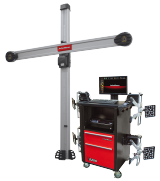 The John Bean V2200 allows you to offer advanced alignment services to your customers without needing specialised wheel alignment technicians.