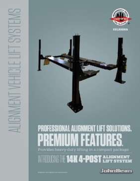 14k Four Post Alignment Lift Brochure