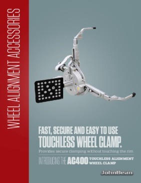 AC400 Wheel Clamp Brochure