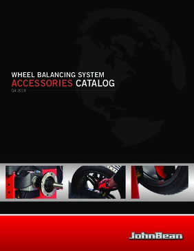 Wheel Balancer Catalog